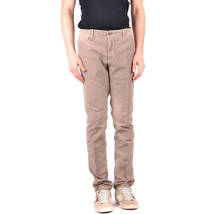 Incotex Men's Trouser Beige 162232 - beige 33
