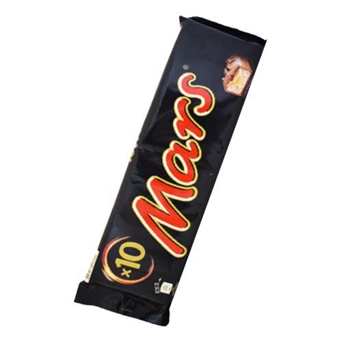 Mars 10-pack - 450 gram