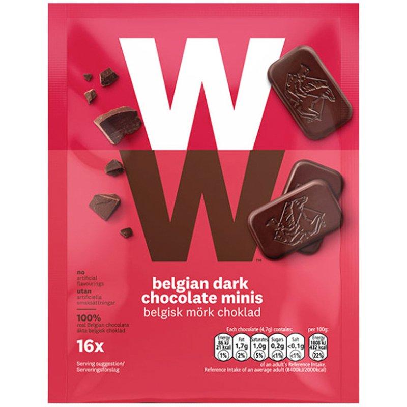Mörk Choklad Belgisk - 34% rabatt