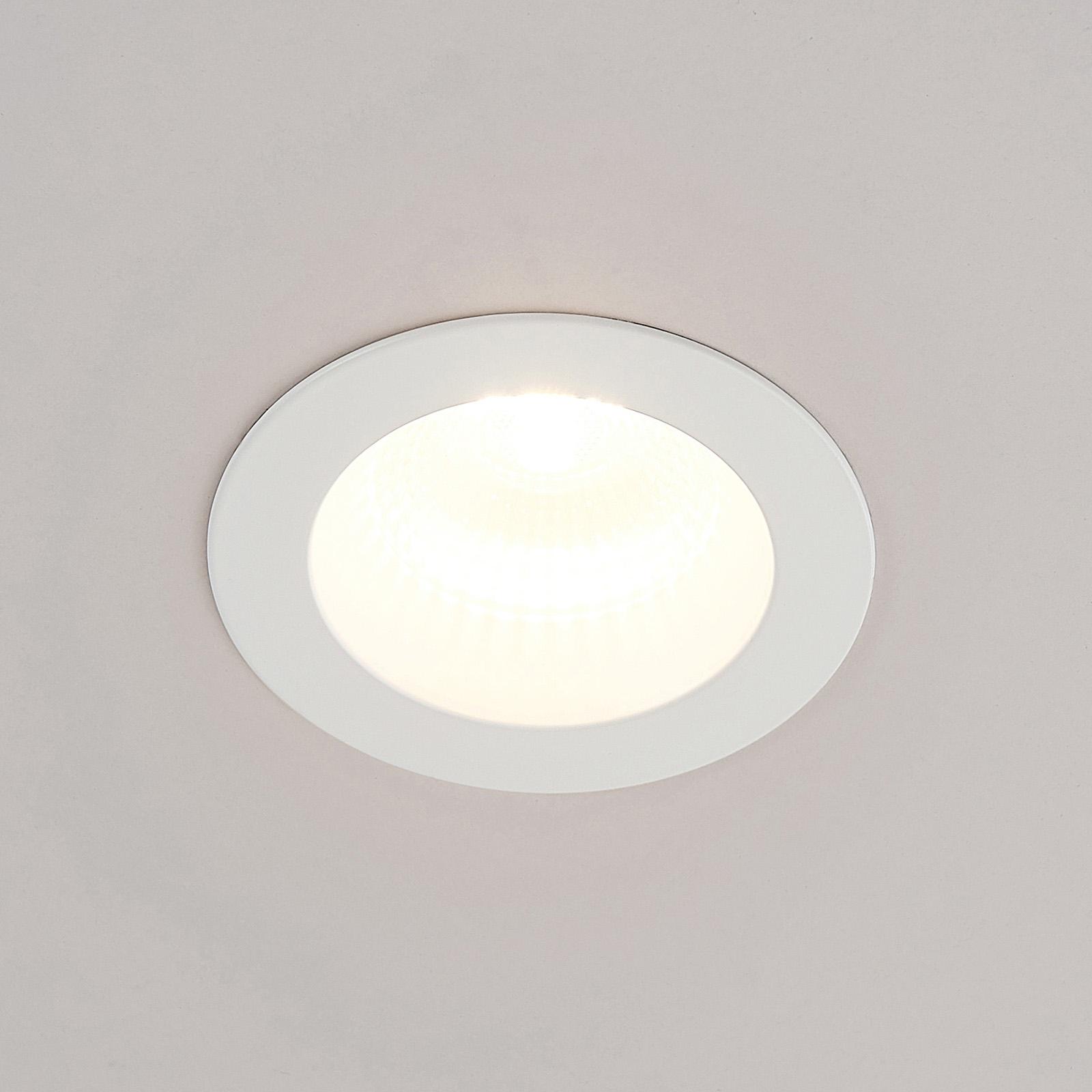 Arcchio Unai - LED-kohdevalo 2700 K IP65, 10,6W