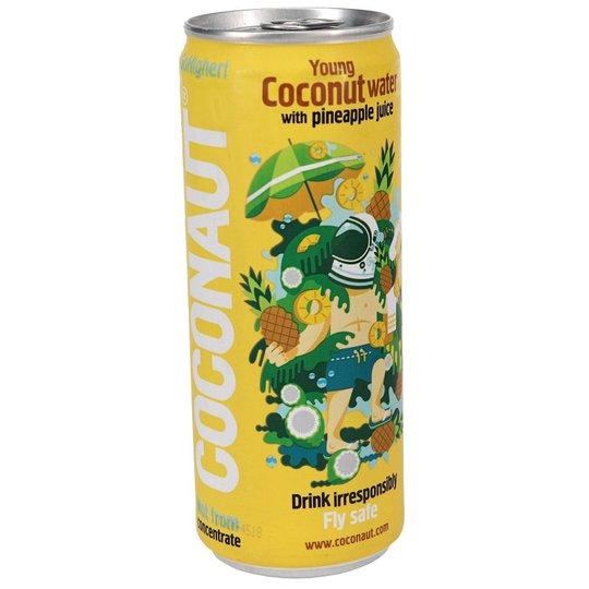 Kookosvesi Ananas - 38% alennus