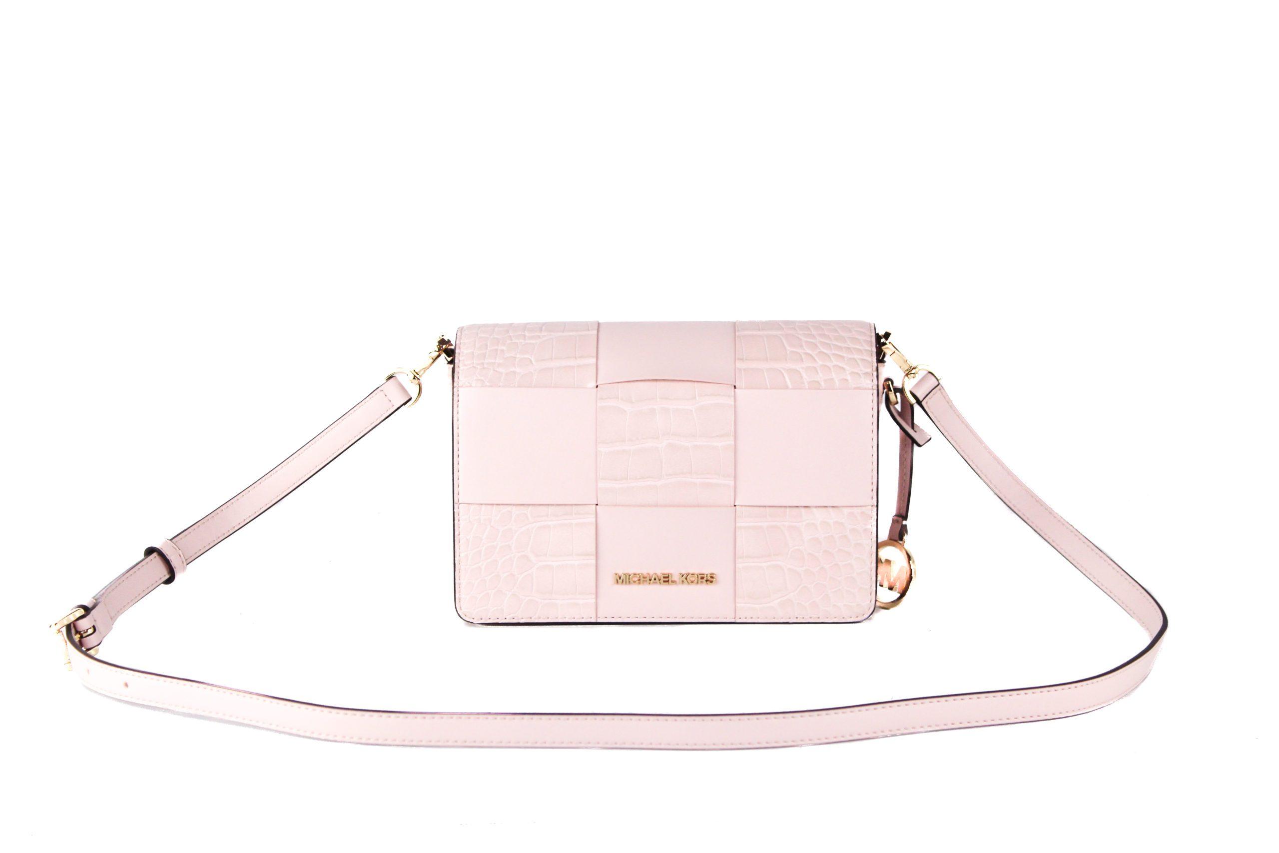 Michael Kors Women's Mercer Clutch Bag Pink 87129