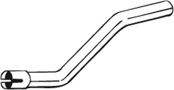 Pakoputki BOSAL 750-023