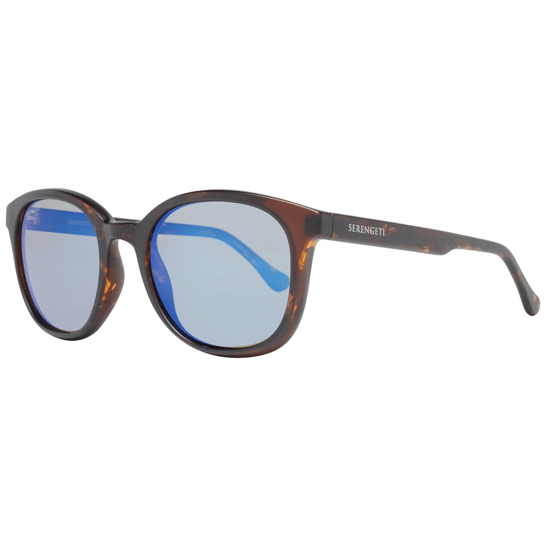 Serengeti Women's Sunglasses Brown 8772