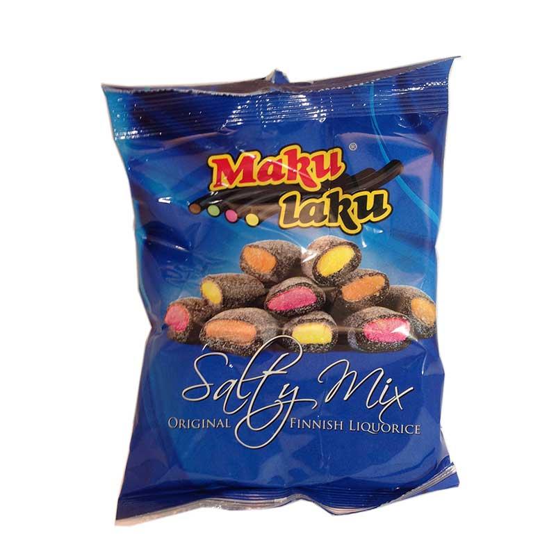 Finsk lakrits Salty Mix - 33% rabatt