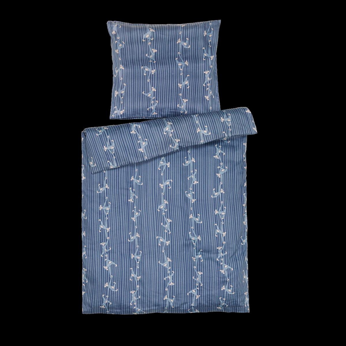 Kay Bojesen - Abe Junior Bedding 100 x 140 cm - Blue (39391)