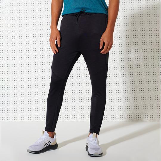 Training Track Pants, Black