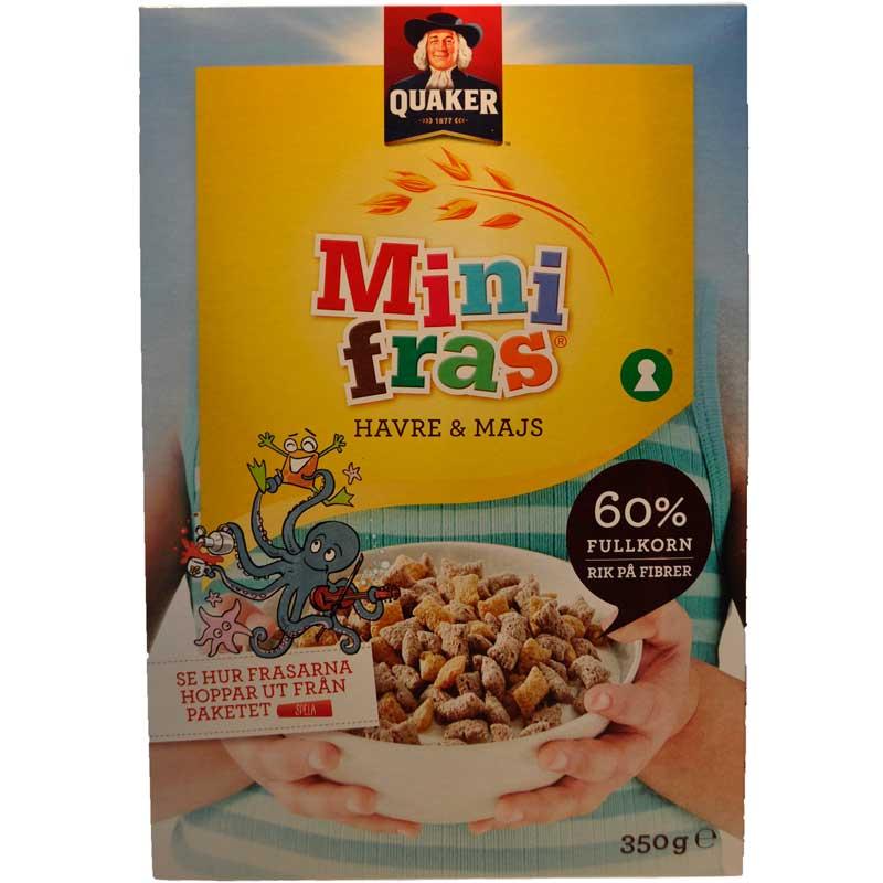 Mini Fras Havre & majs - 50% rabatt