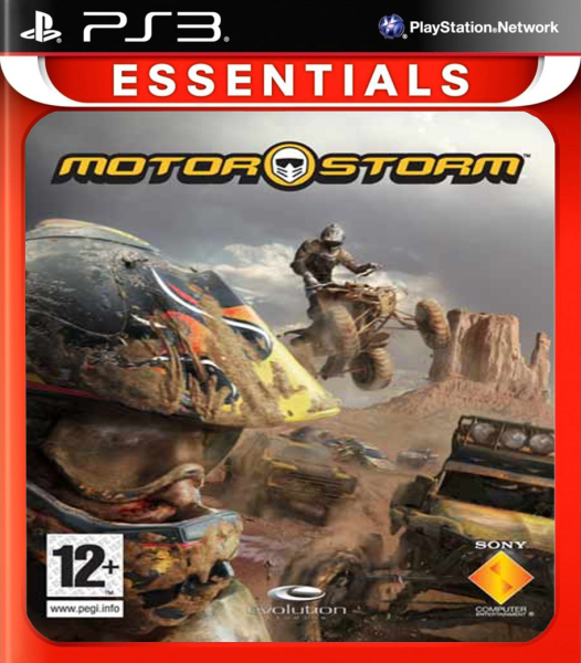 MotorStorm (Essentials)