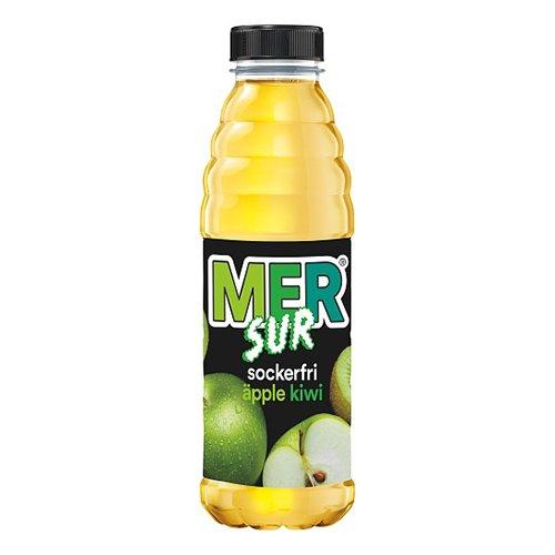 Mer Sockerfri Äpple/Kiwi - 50 cl