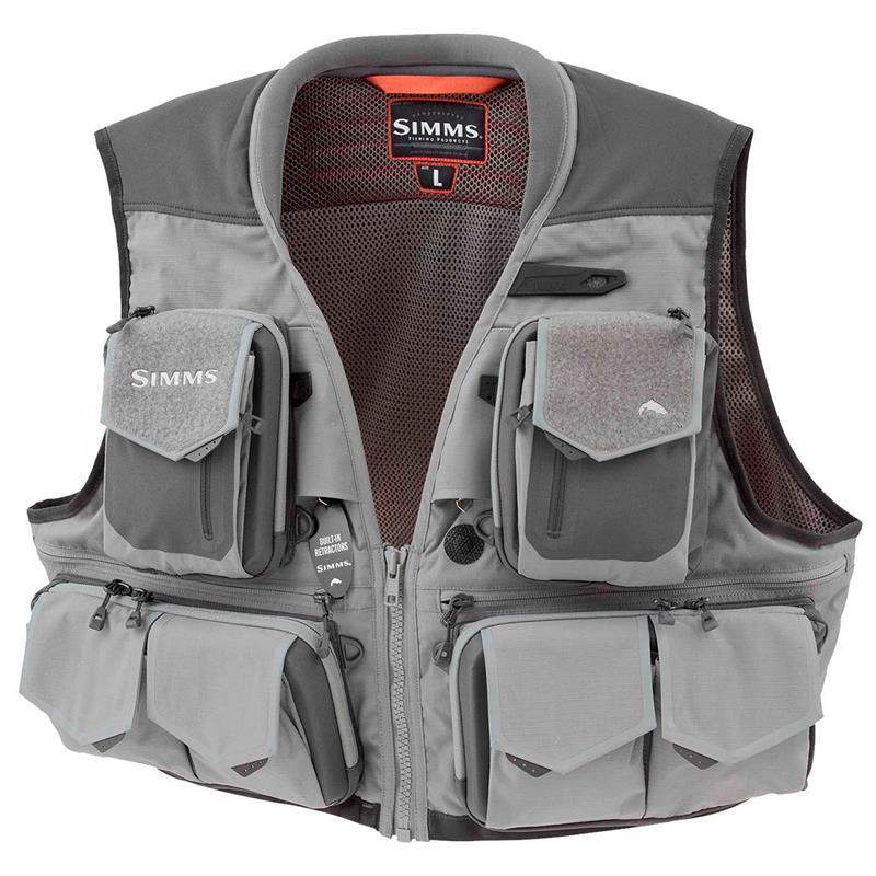 Simms G3 Guide Vest Steel XL
