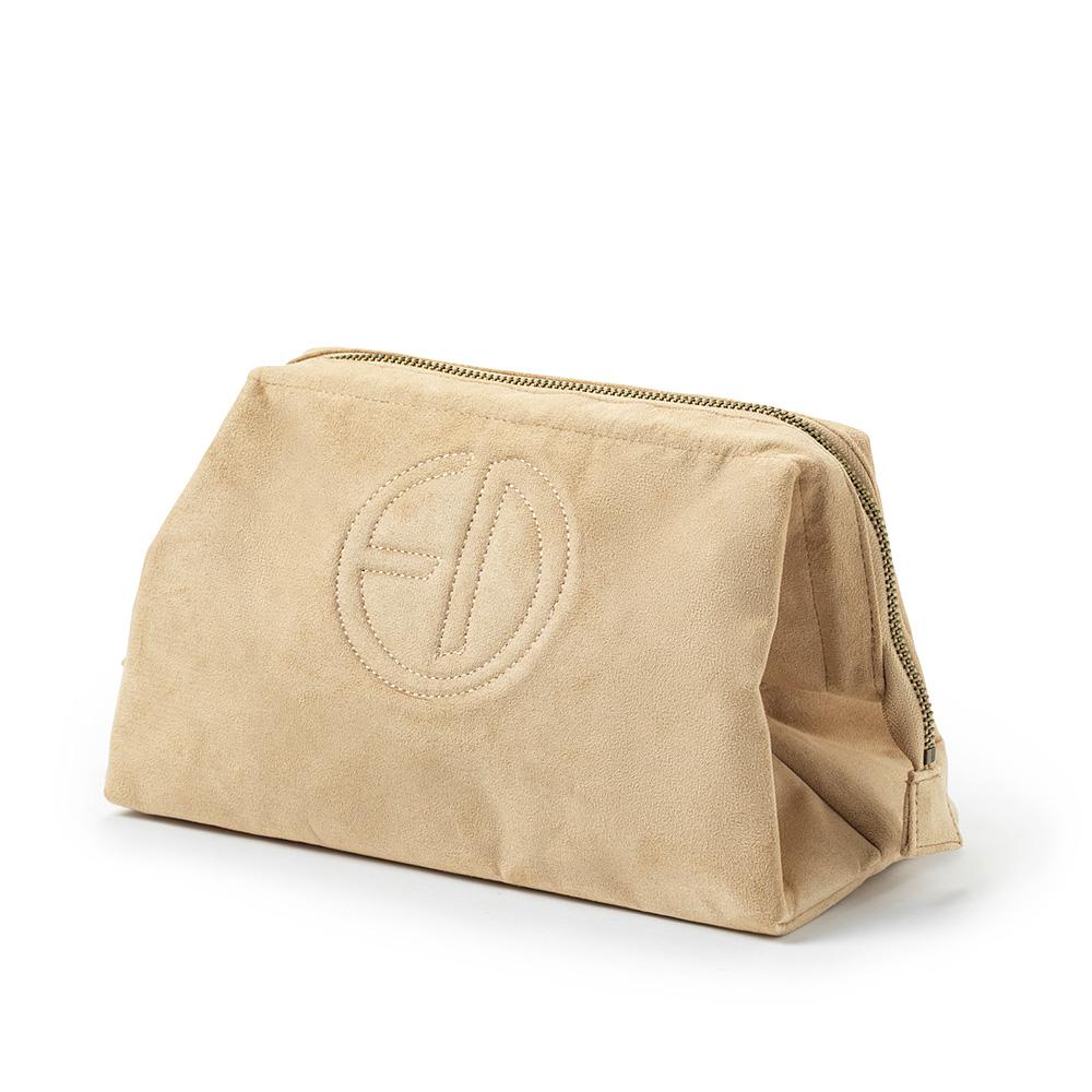 Nappy Bag Nappy Bag Zip&Go - Alcantara