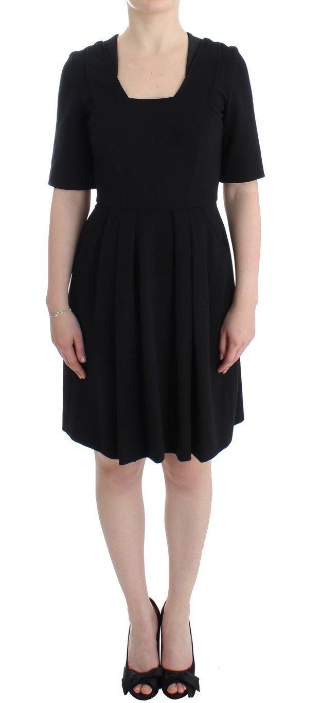 CO TE Women's SS Venus Dress Black SIG12647 - IT40 S