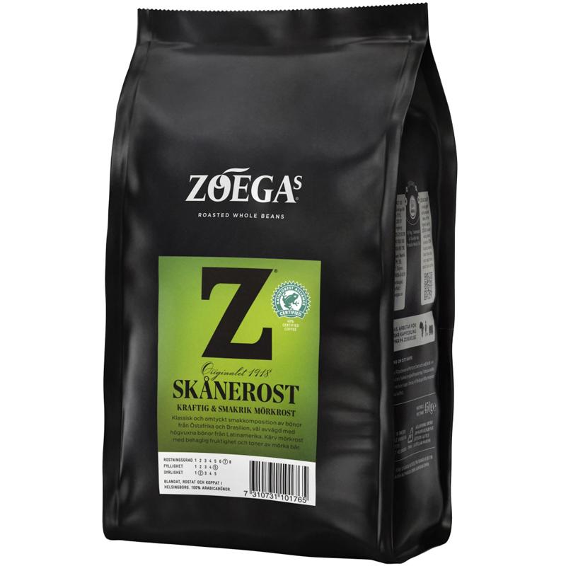 Kaffebönor Skånerost - 25% rabatt