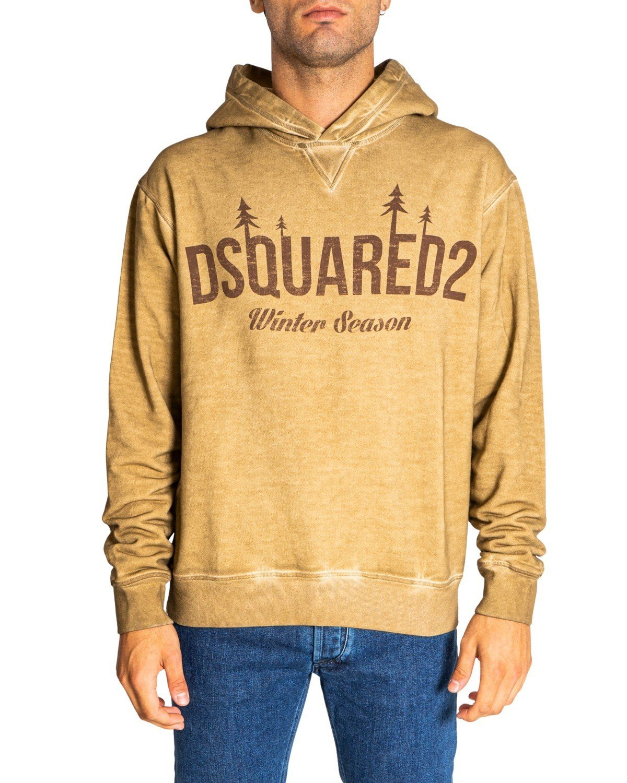Dsquared2 - Dsquared2 Men Sweatshirts - brown L