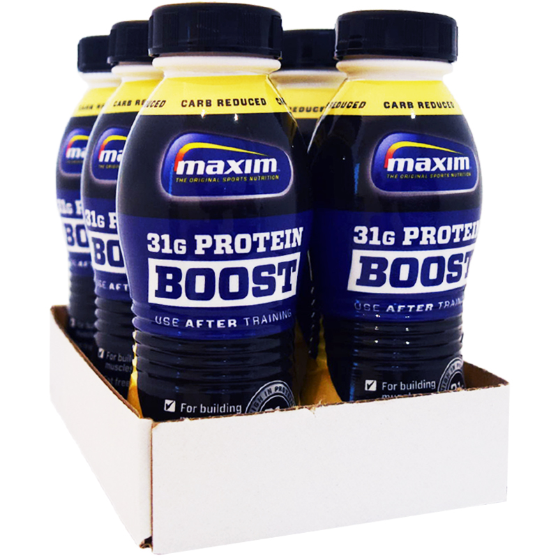 Hel Låda Proteindryck Vanilj 6 x 310ml - 50% rabatt