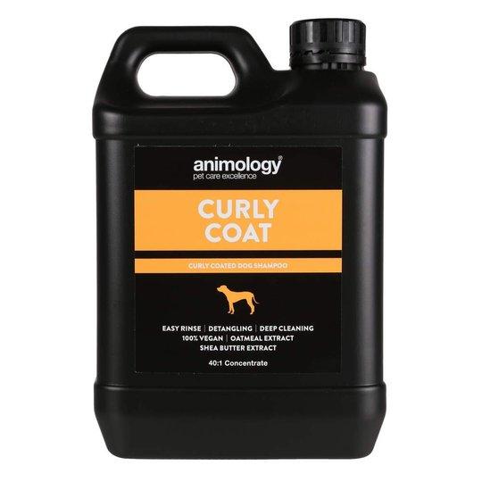 Animology Curly Coat Schampo (2,5 l)