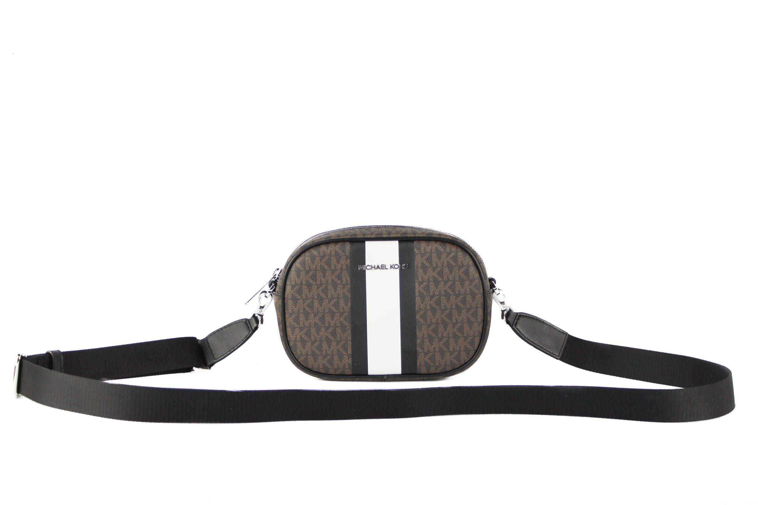 Michael Kors Women's Jet Set Crossbody Bag Brown 13088