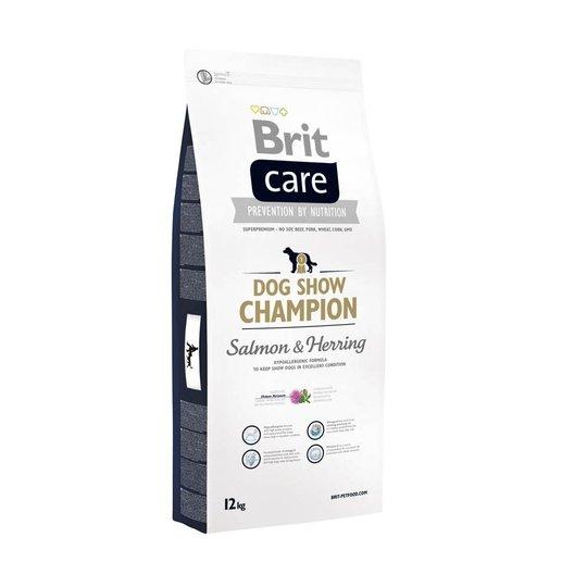 Brit Care Dog Show Champion Salmon & Herring (12 kg)