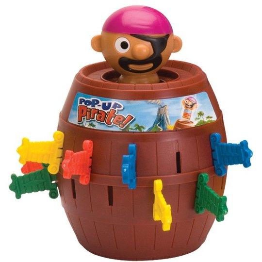 Spill Pop-Up Pirate!