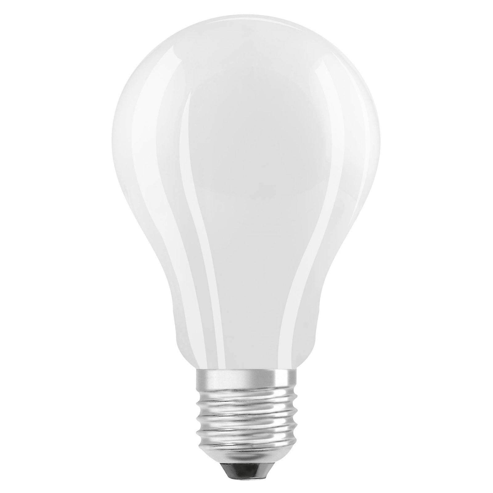 OSRAM-LED-lamppu E27 15W opaali 4 000 K
