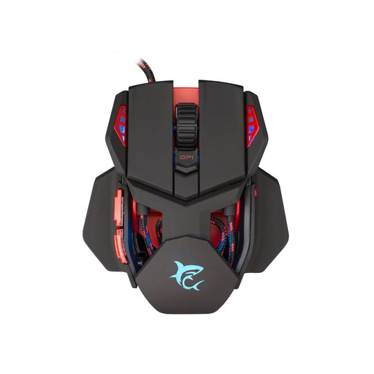 White Shark Gm-9002 Lancelot Gaming Mus 6400 Dpi