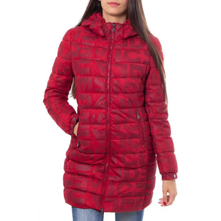 Desigual Women's Jacket Red 195852 - red 46