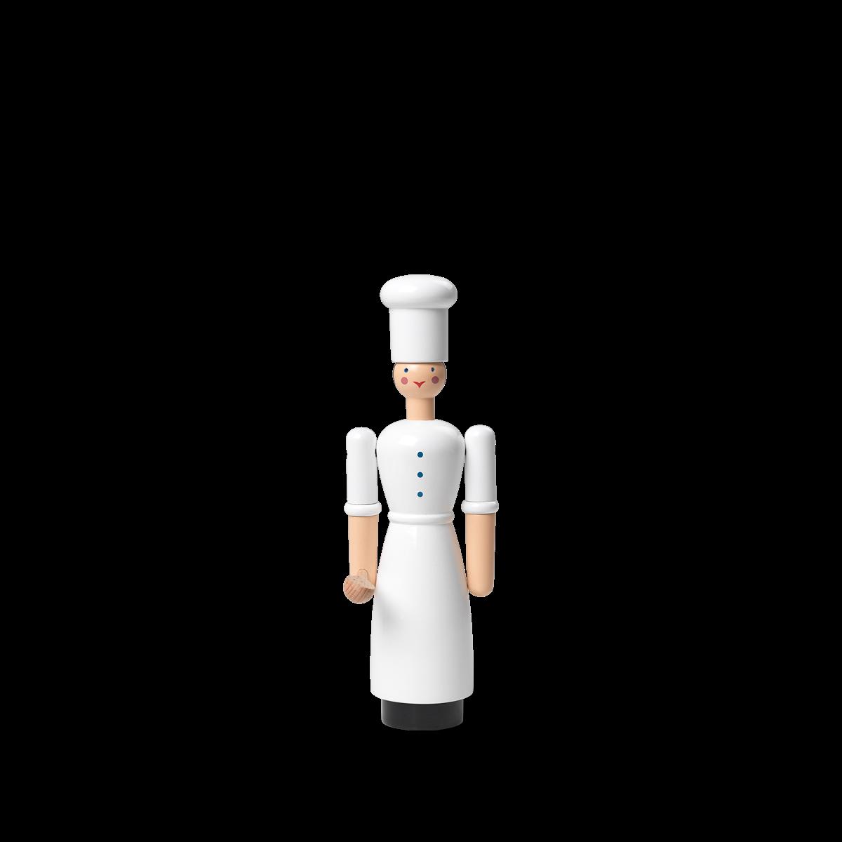 Kay Bojesen - Cook Girl - White (39436)