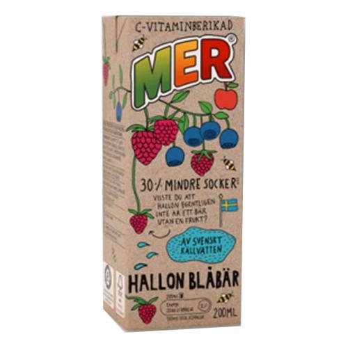 MER Hallon/Blåbär