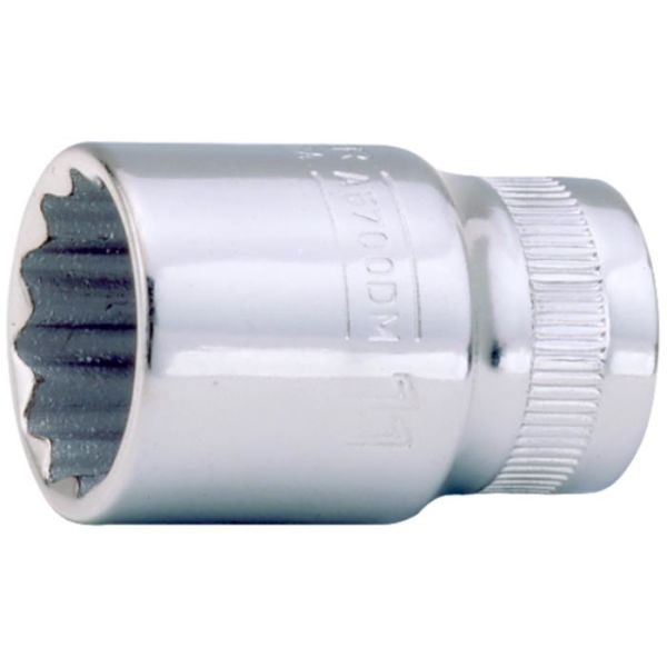 """Bahco A6700DZ-3/16 Tolvkantpipe 1/4"""", tomme 3/16"""""""