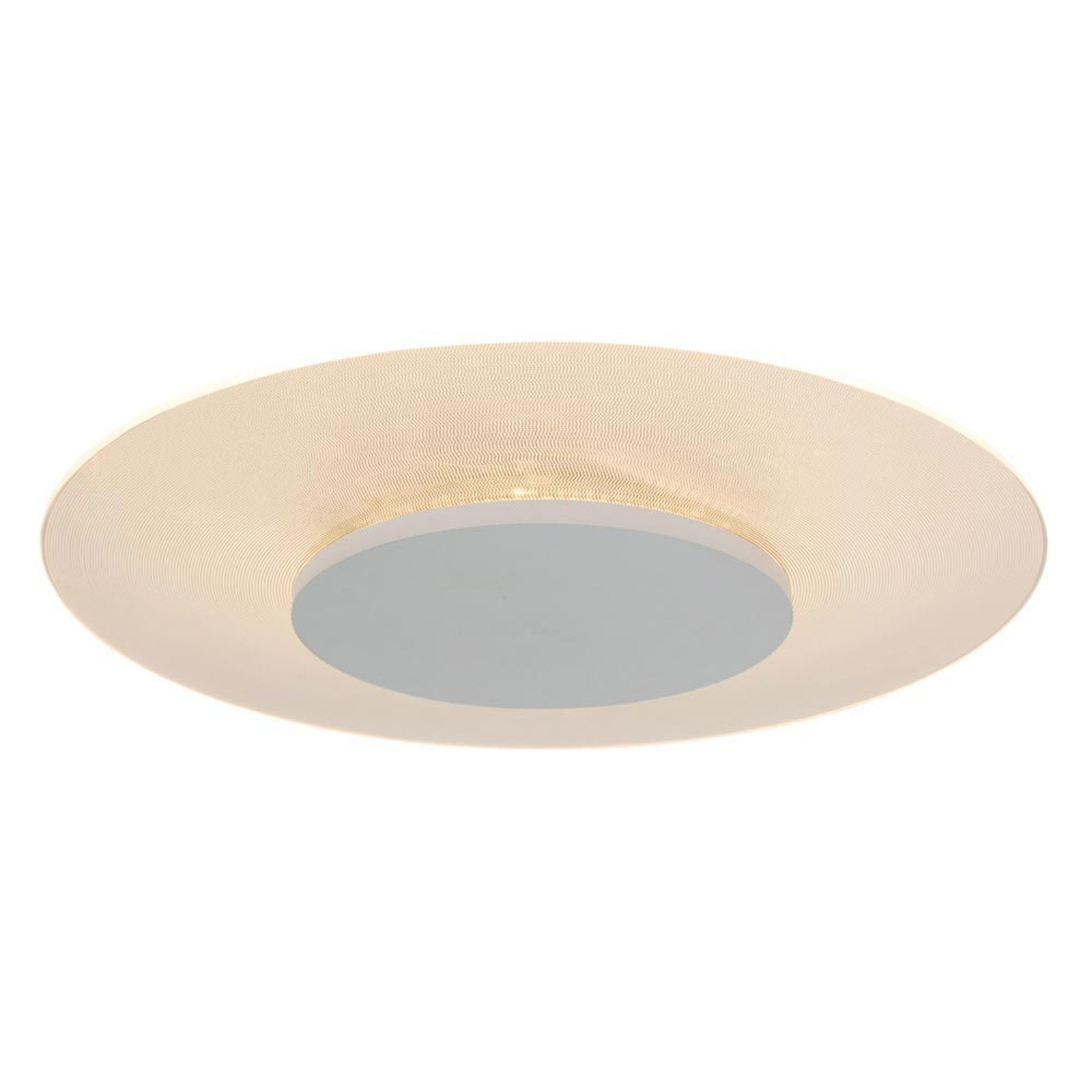 Birma – stor, dimbar LED-taklampe rund
