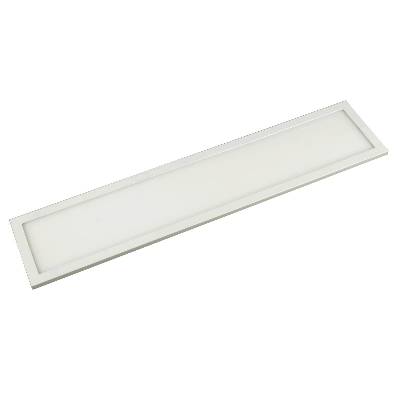 LED-kaapinalusvalaisin Unta Slim 8W, valkoinen