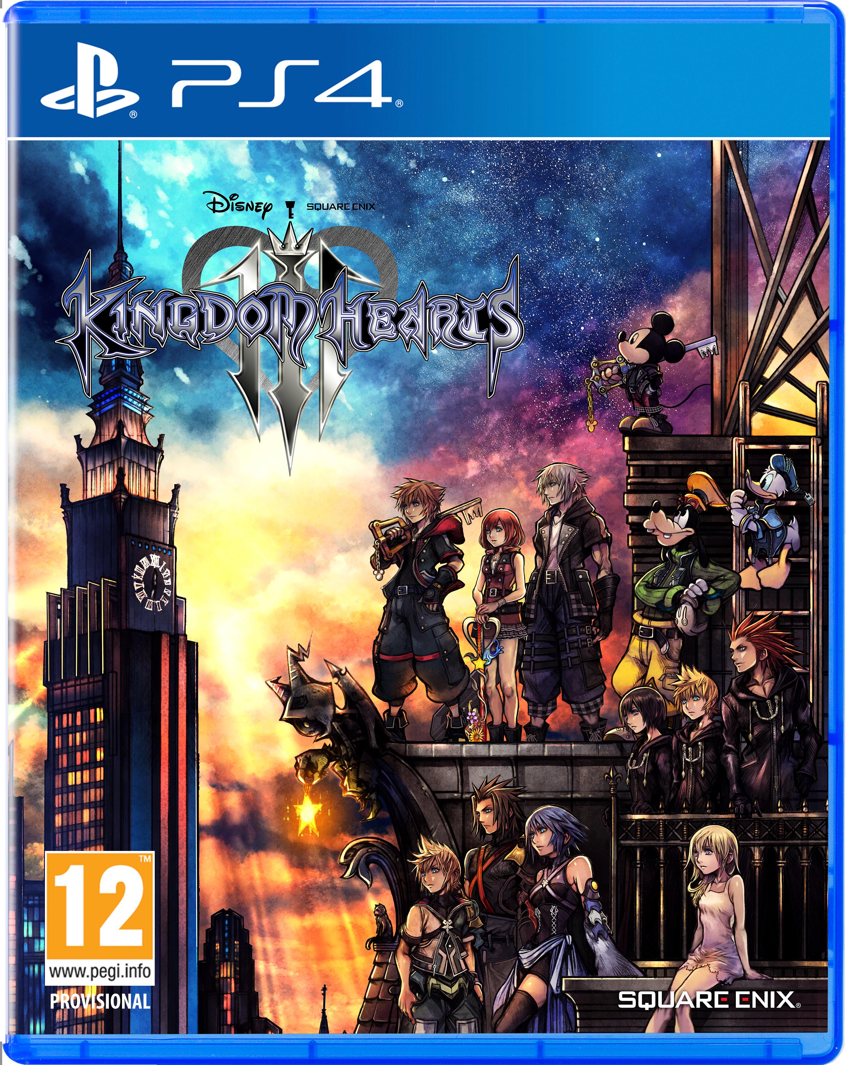 Kingdom Hearts III (3)