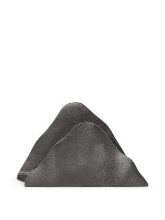 Yama Holder Brevhållare Blackened Aluminium