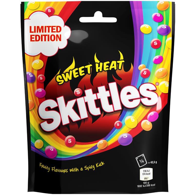 Makeispussi Skittles Sweet Heat - 34% alennus
