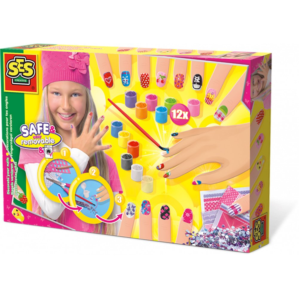 Ses Creative - Decorate your nails (S14975)