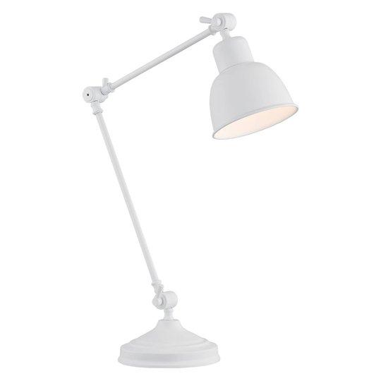 Bordlampe Emoti, hvit