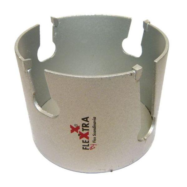 Flexxtra SHS08960 Reikäsaha 86 - 210 mm 89 mm