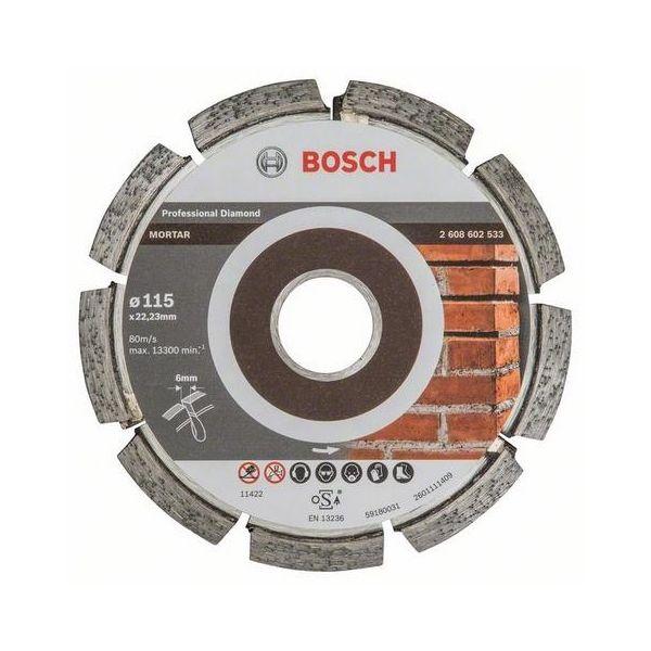 Bosch Expert for Mortar Diamantkappskive Ø115 mm