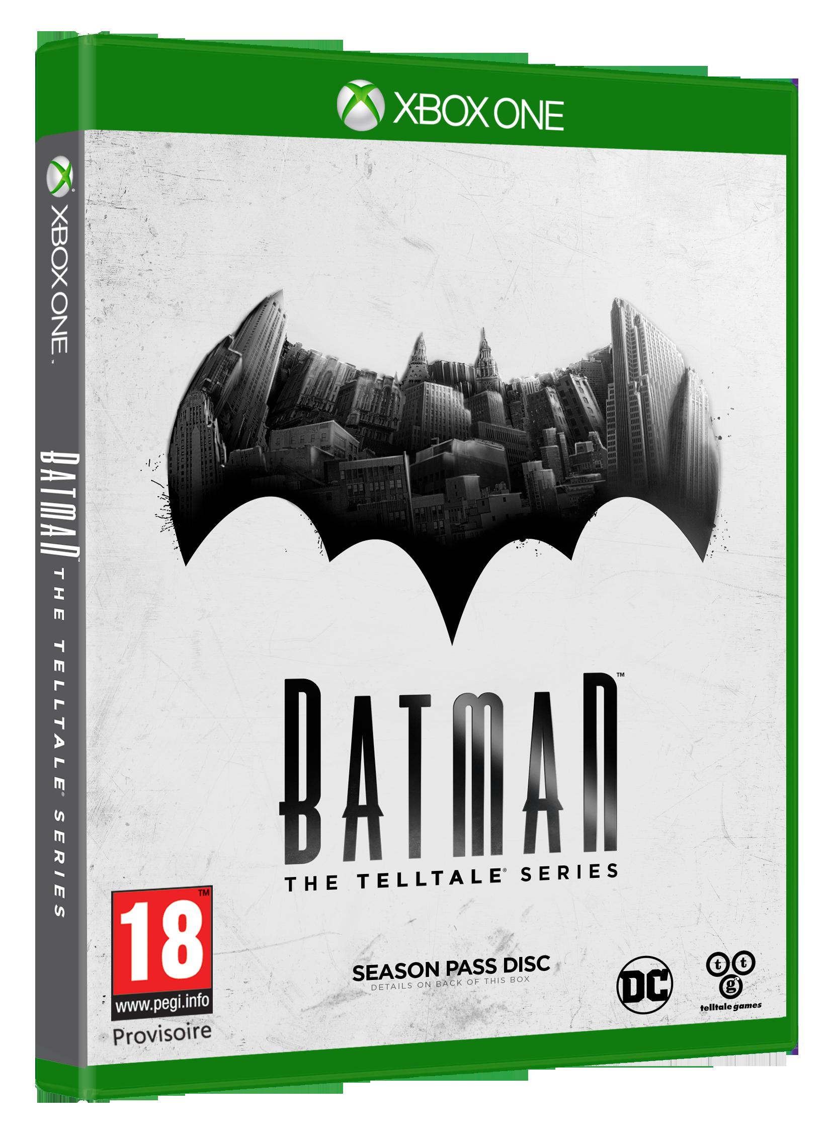 Batman: A Telltale Game Series