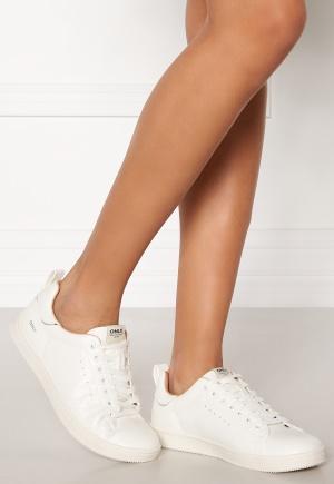 ONLY Shilo Pu Sneaker White 37