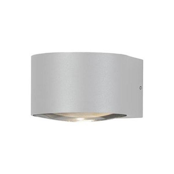 Konstsmide Gela Vegglampe LED, 6W, 550 lm Hvit