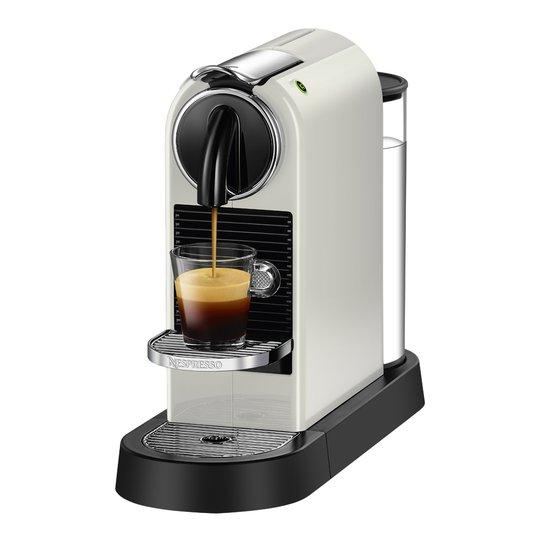Nespresso - Citiz D112 Kaffemaskin Vit