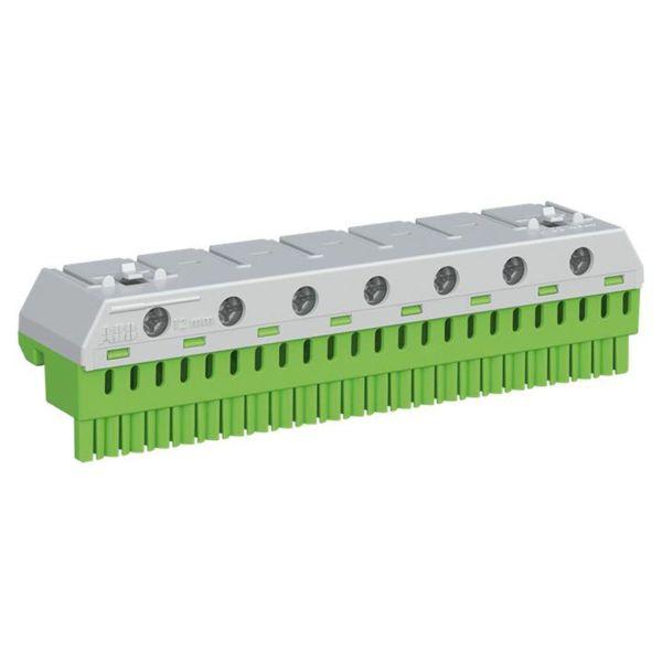 ABB UK600 2CPX063165R9999 Liitinlohko 23x4 + 7x25 mm²