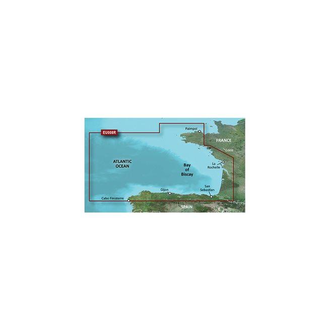 Garmin Bay of Biscay Garmin microSD™/SD™ card: VEU008R