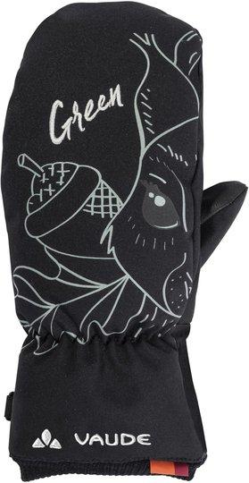 Vaude Kids Small Gloves III Votter, Black XS