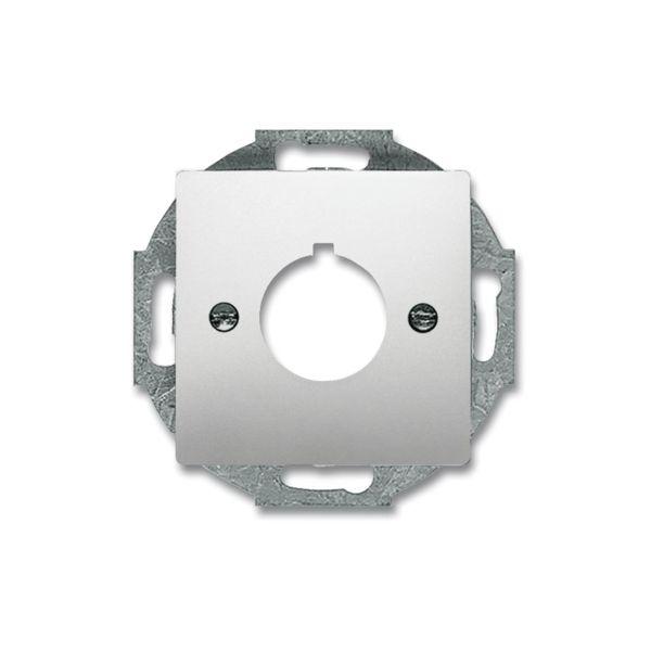 ABB Impressivo Midtplate 22.5 mm Rustfritt stål