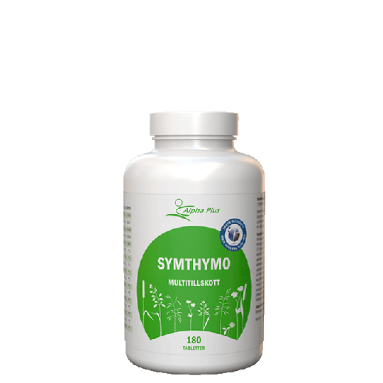 SymThymo, 180 tabletter