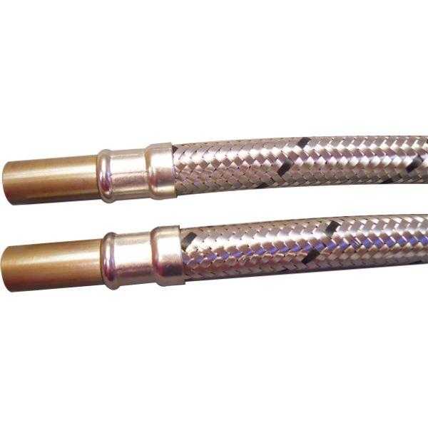 Neoperl 8192745 Liitäntäletku putkiliitos, 15 mm 400 mm