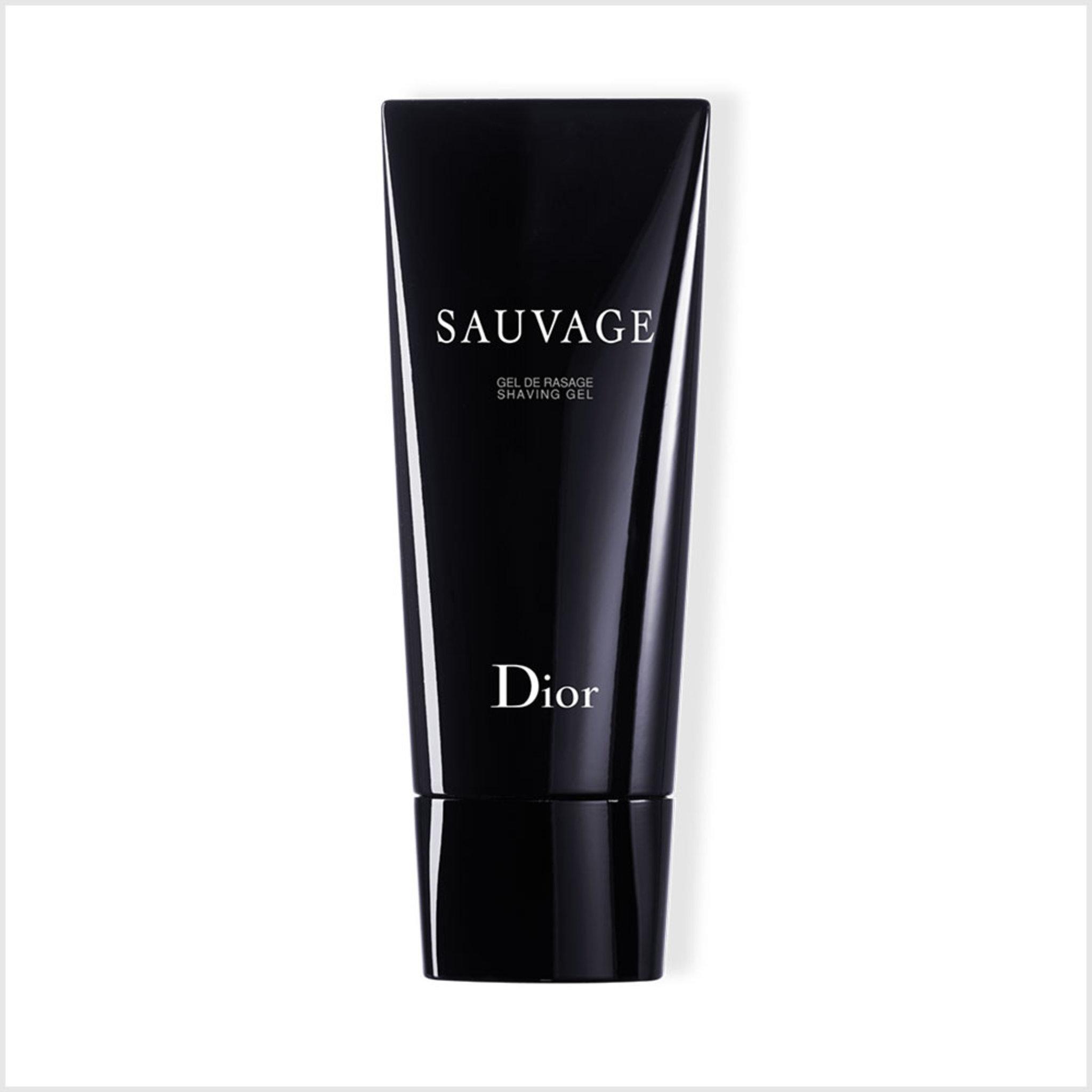 Sauvage Shaving Gel, 125 ml, 125 ML